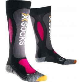 Skarpety damskie X-SOCKS Ski Carving Silver Lady