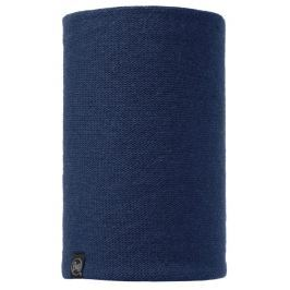 Neckwarmer BUFF Knitted Polar Fleece - Colt Dark Denim