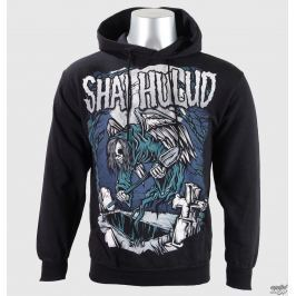 bluza męskie Shai Hulud - Salvation - Black - KINGS ROAD - 00538