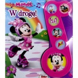 Disney Minnie. W drogę