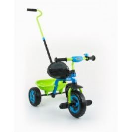 Milly Mally Rowerek Turbo Blue-Green (0336, Milly Mally)